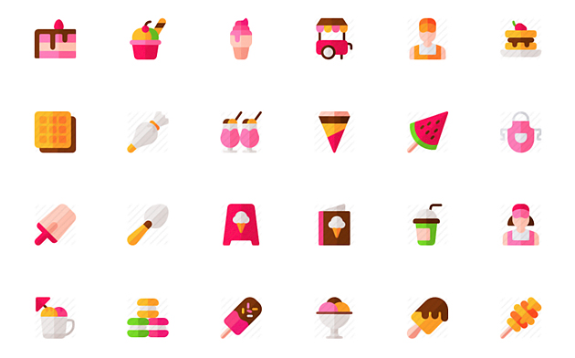 free-icon-sets-for-summer-2018_4